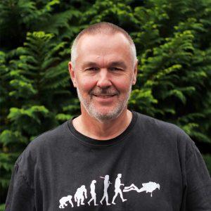 Dr. Peter Nebendahl Portrait